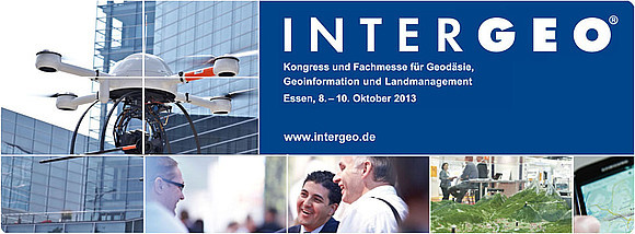 Astrike at Intergeo 2013