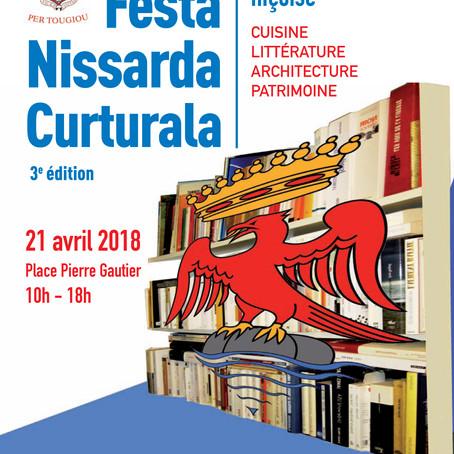 Festa Nissarda Culturala tersa edicioun