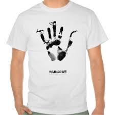 parkour hand top