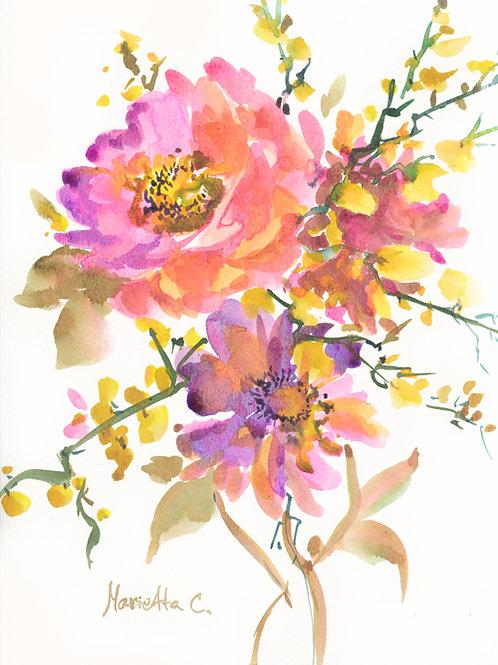 FLOWER SERIES 18