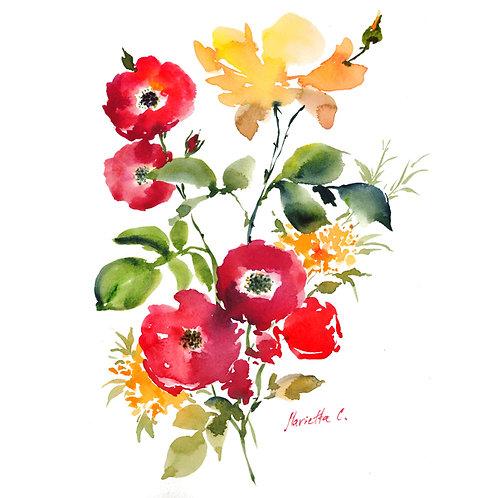 FLOWER SERIES 41