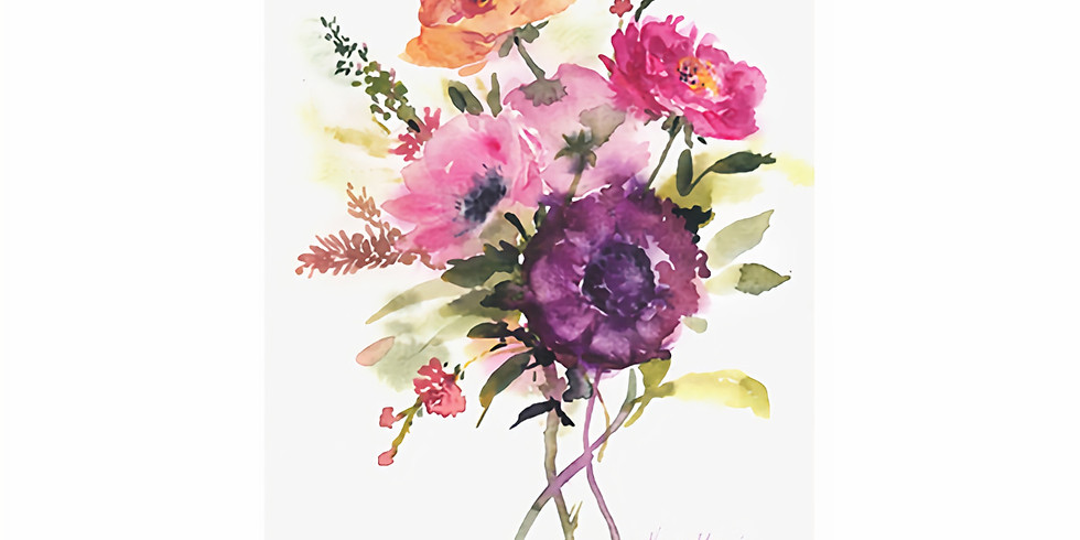 Intuitive Watercolor Painting Workshop