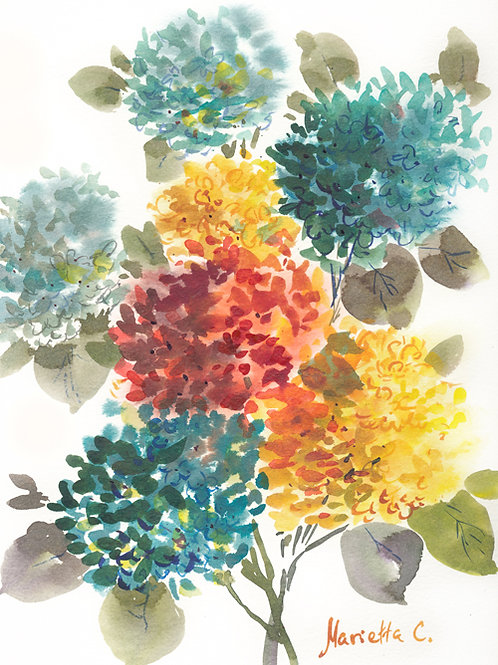 FLOWER SERIES 21