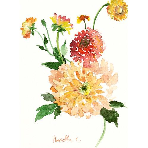FLOWER SERIES 33