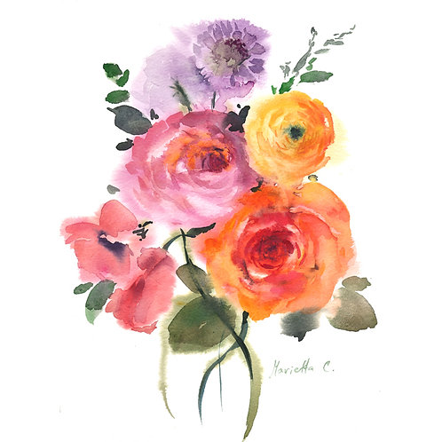 FLOWER SERIES 4