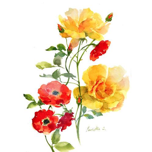 FLOWER SERIES 42