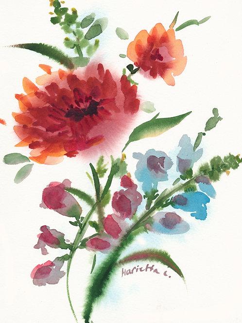 FLOWER SERIES 16