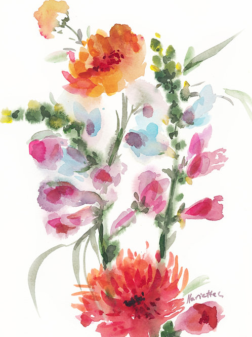 FLOWER SERIES 20