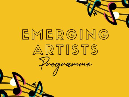 Emerging Artists Programme