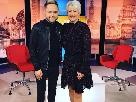 Catch-up with Derek Ryan on UTV Life with Pamela Ballentine