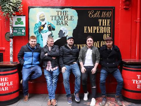 All Folk'd Up showcase at Tradfest, Dublin