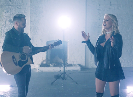 Derek Ryan and Cliona 'Only Getting Started' on new single
