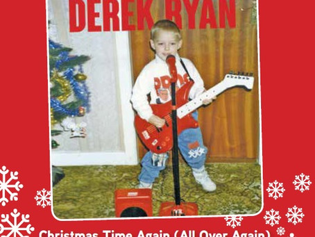 IT'S CHRISTMAS TIME AGAIN (ALL OVER AGAIN) FOR DEREK