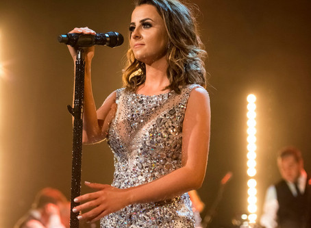 LISA MCHUGH IS IRELANDS LEADING FEMALE ENTERTAINER