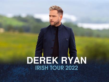 Rising PR presents: Derek Ryan Irish Concert Tour 2022