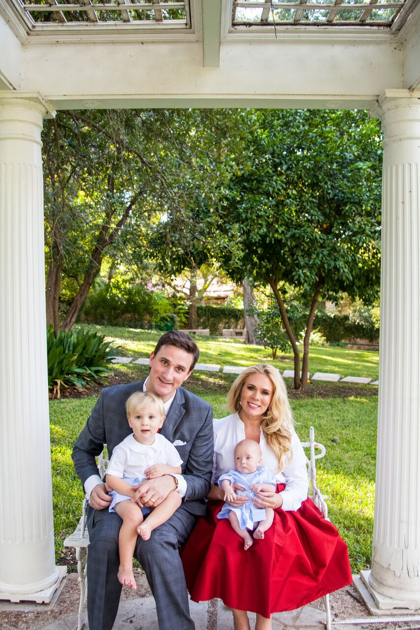 Steves Family Holiday Session