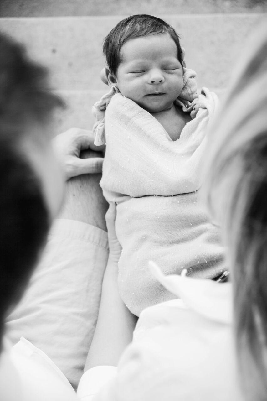 Baby Greyson, Newborn Session