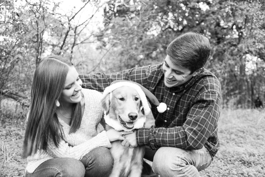 Shelby + Neal Holiday Mini Session