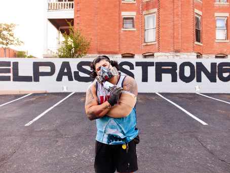 ELPASOSTRONG: How You Can Help + Spotlight on Gabe Vasquez