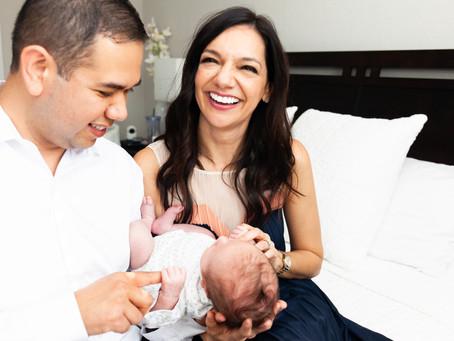 Cardenas Family: Welcome Baby Boy Daniel!