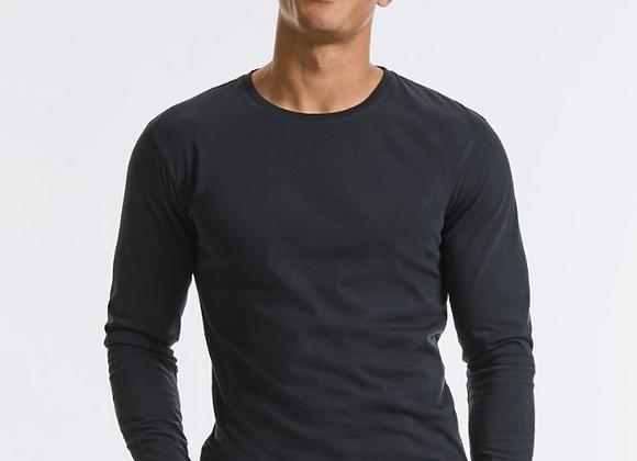 Herren Bio T-Shirt langarm