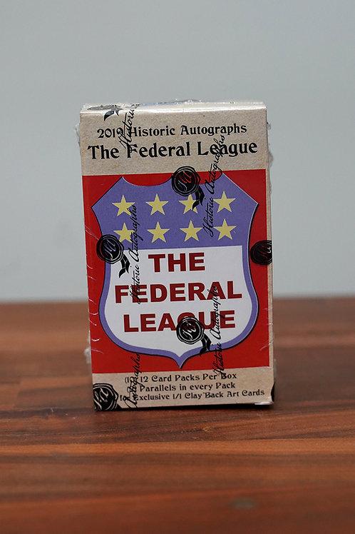 2019 The Federal League | Blaster Box