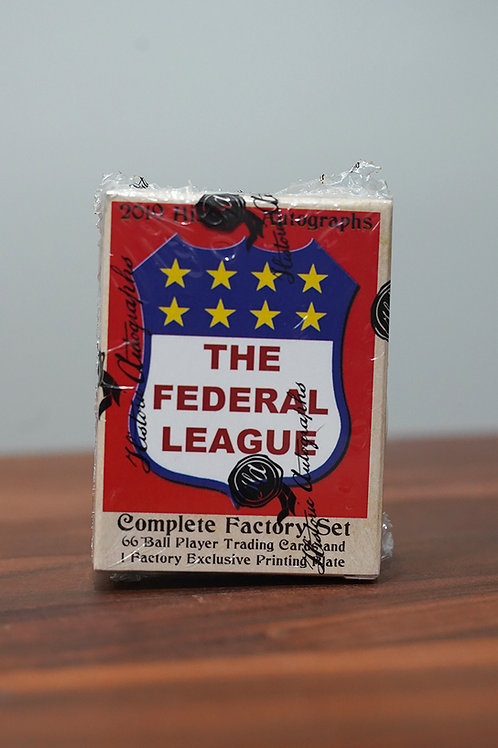 2019 The Federal League | Complete Factory Set