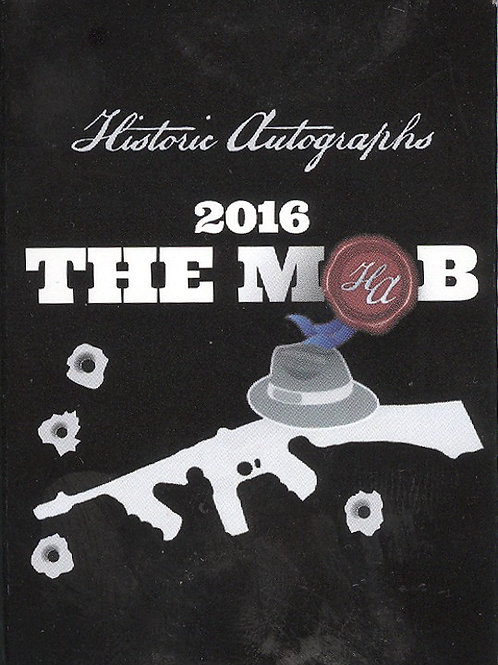 2016 HA The MOB Set Box