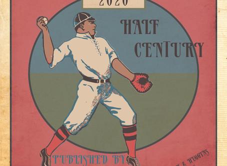 Release of 2020 Historic Autographs Half-Century Originals