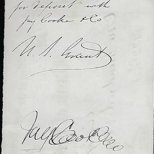 18th President Ulysses Grant