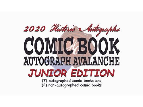 2020 Historic Autographs - Comic Book Autograph Avalanche JUNIOR Edition
