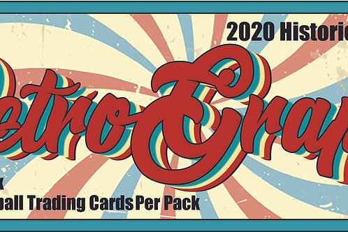2020 Historic Autographs - RetroGraph HOBBY DIRECT
