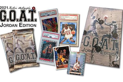 2021 HA G.O.A.T. Jordan Edition