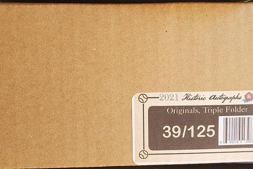 2021 HA Originals Triple Folders 8-box case