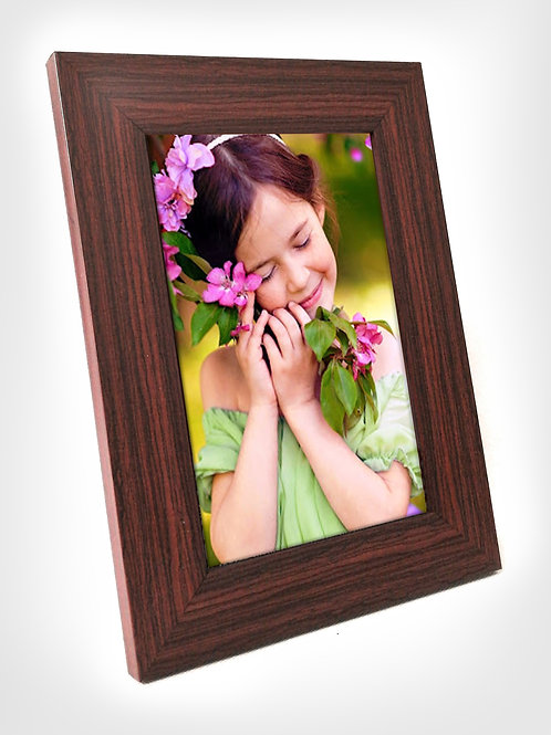 Photo Frame - 6 X 4 ( with print )
