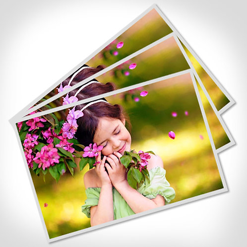 Photo print - 6 X 8