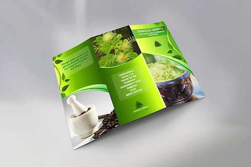 Brochure ( Trifold )