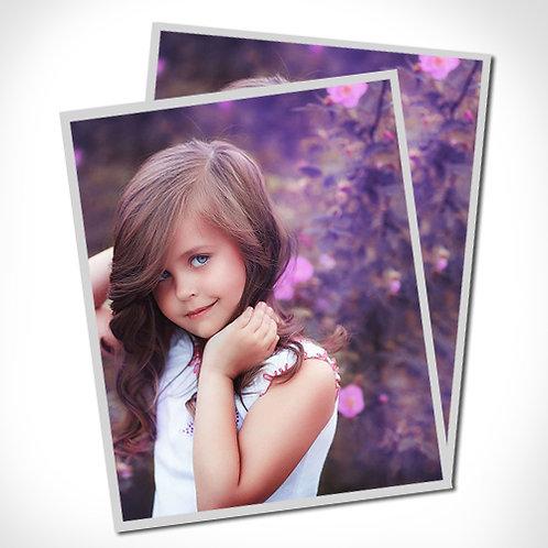 Photo print - 8 X 10