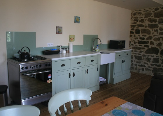 Equipped Kitchen | Self Catering Hol