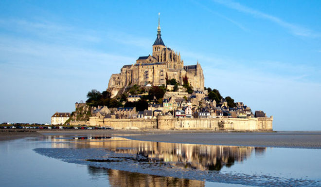 Mont Saint Michel | Places to See in North France