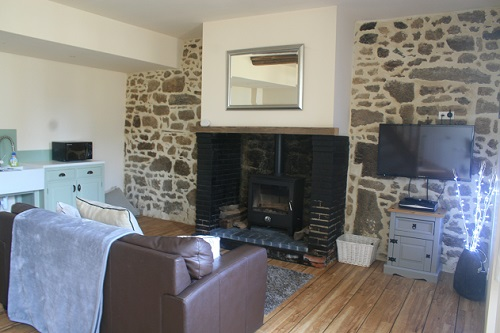 Lounge | Holiday Cottage France