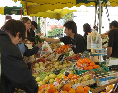 French Market Days | Buying Fresh Produce in France