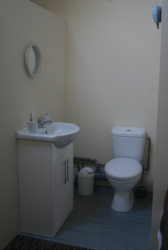 Toilet Facilities | Bedroom 2