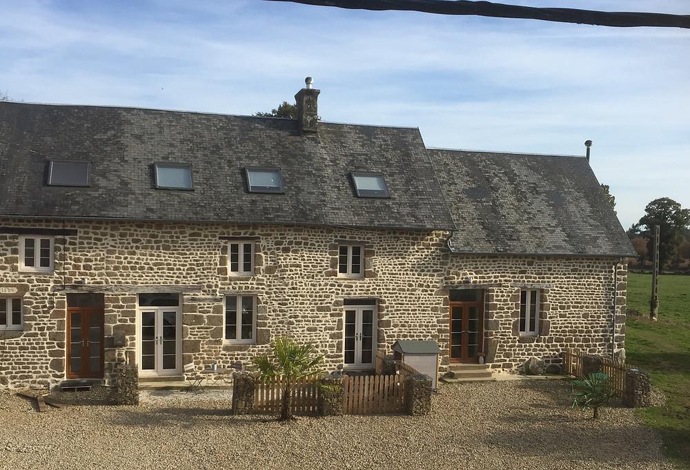 Gites Le Bisson | Holiday Cottages in North France