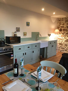 Gas Cooker and Hob | Self-Catering in France