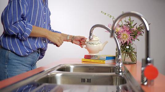 Qettle mini boiling water tap