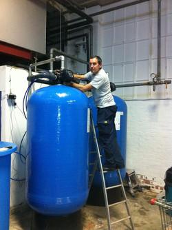 Fleck Duplex Water Softener