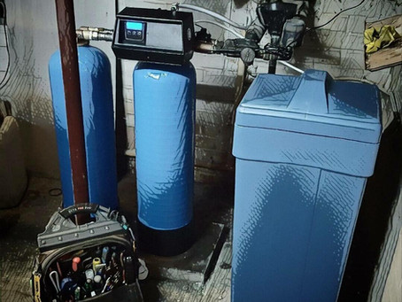 Does my water softener need a service?