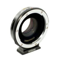 Metabones Canon EF to Micro FourThirds T Speed Booster ULTRA 0.71x (Black Matt) MB-125