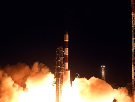 IRNSS-1I launched into orbit through PSLV-C41
